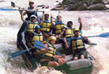 Turning Point Recovery Residence Activities: Rafting